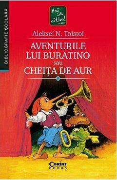 AVENTURILE LUI BURATINO SAU CHEITA DE AUR