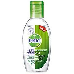 Gel dezinfectant pentru maini Dettol, 50 ml