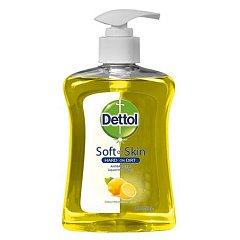 Sapun lichid antibacterian Dettol, Citrus, 250 ml