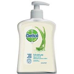 Sapun lichid antibacterian Dettol, Moisture, aloe vera, 250 ml
