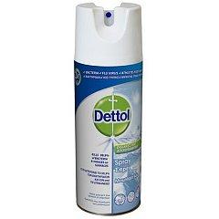 Spray dezinfectant suprafete Dettol Crisp Linen, 400 ml
