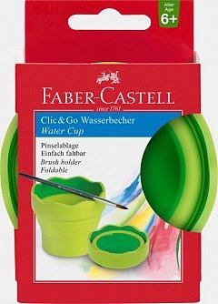 Container apa Feber,click-go,verde