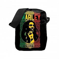 Geanta umar RockSax,Bob Marley,Roots Rock