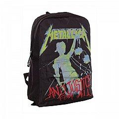 Rucsac RockSax,Metallica,Justice For All