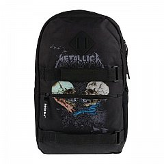 Rucsac Skate RockSax,Metallica,Sad but True