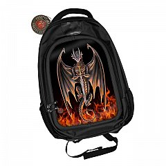 Rucsac World of 3D,Anne Stokes,Dragon Warrior