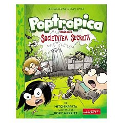 POPTROPICA. VOL 3. SOCIETATEA SECRETA