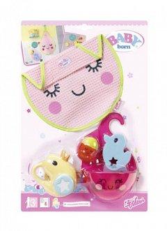 Accesorii Zapf Baby Born - Set pentru baita bebe