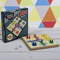 Joc retro,Mini Ludo