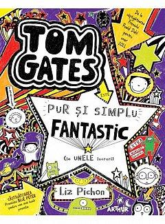 TOM GATES 5. TOM GATES ESTE PUR SI SIMPLU FANTASTIC (LA UNELE LUCRURI)