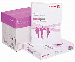 Hartie pentru copiator, A4, 80 g/mp, 5 x 500 coli/top, Xerox Transit
