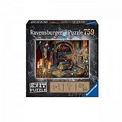 Puzzle Exit 6: Castelul Vampirilor, 759 Piese,Ravensburger
