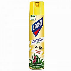 Spray insecticid impotriva mustelor si tantarilor, Aroxol, Eucalipt, 400 ml