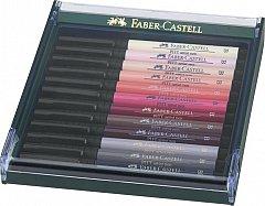Set Pitt Artist Pen,12buc/set,culoarea pielii