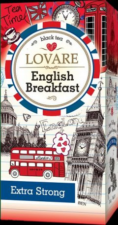 Ceai English Breakfast, 24 pliculete