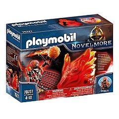 Playmobil-Bandit Burnham si Spiritul focului,8ani+