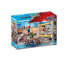 Playmobil-Muncitori cu schela,5ani+