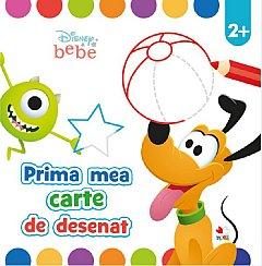 DISNEY BEBE. PRIMA MEA CARTE DE DESENAT (2+)
