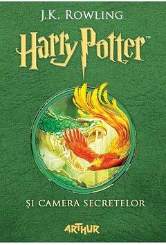 HARRY POTTER SI CAMERA SECRETELOR (VOL. 2)