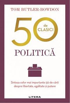 50 DE CLASICI. POLITICA