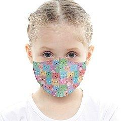Masca de protectie din textil,