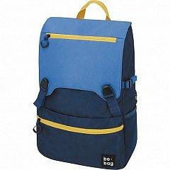 Rucsac Be.Bag Be.Smart, 43x28x13cm, bleumarin