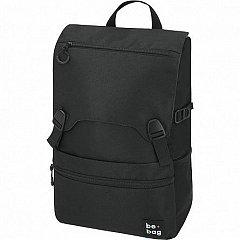 Rucsac Be.Bag Be.Smart, 43x28x13cm, negru