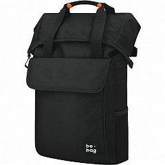 Rucsac Be.Bag Be.Flexible, 45x32x13cm, negru