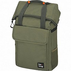 Rucsac Be.Bag Be.Flexible, 45x32x13cm, verde