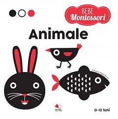 BEBE MONTESSORI. ANIMALE 0-12 LUNI