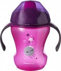 Tommee Tippee, Cana Easy Drink, 230ml6luni+, mov