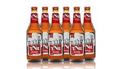 TNR, Bere craft, blonda nepasteurizata, 6 sticle, 4.5%alcool, 500 ml