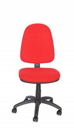 Scaun birou ergonomic Golf, rosu