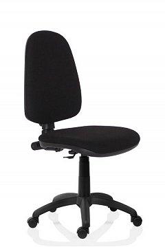 Scaun birou ergonomic Golf, negru