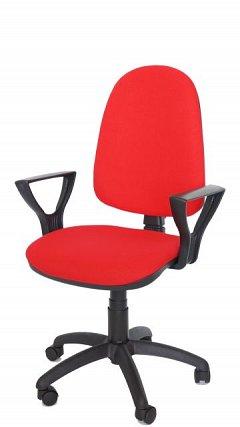 Scaun birou ergonomic Golf LX, rosu