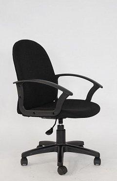 Scaun birou directorial Calipso, negru