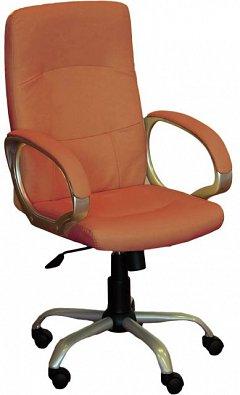 Scaun birou directorial CX 8010, Eco piele maro