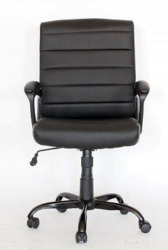 Scaun birou directorial Mazda, negru