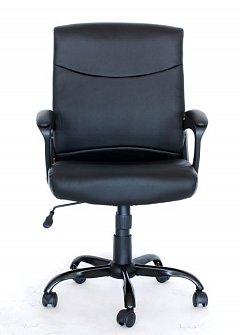 Scaun birou directorial Kia, negru