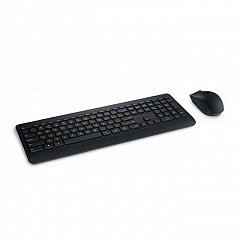 Kit Tastatura si Mouse Microsoft 900, wireless, USB, US, negru