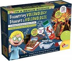 Experimentele micului geniu - Vulcan, Lisciani, 8 ani+