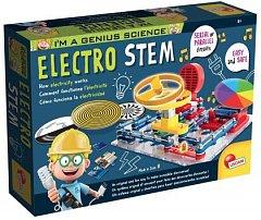 Experimentele micului geniu - Electricitatea, Lisciani, 8 ani+