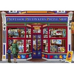 Puzzle Bluebird - Professor Puzzles, 1500 piese (70202)