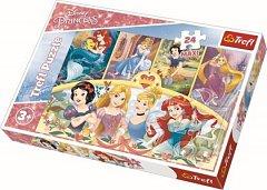 Puzzle Trefl Maxi - Amintiri magice, 24 piese