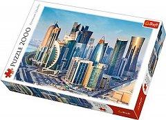 Puzzle Trefl - Doha Qatar, 2000 piese
