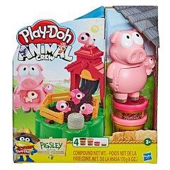 Set Play-Doh - Animal Crew, Familia purcelusilor