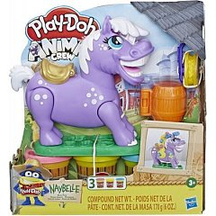 Set Play-Doh - Animal Crew, Poneiul Naybelle