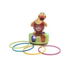 Jucarie interactiva Hola Toys - Ratusca cu inele vesele