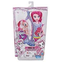 Papusa My Little Pony - Pinkie Pie cu ponei
