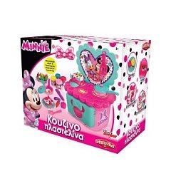Set plastilina AS Art - Bucataria de plastilina a lui Minnie Mouse